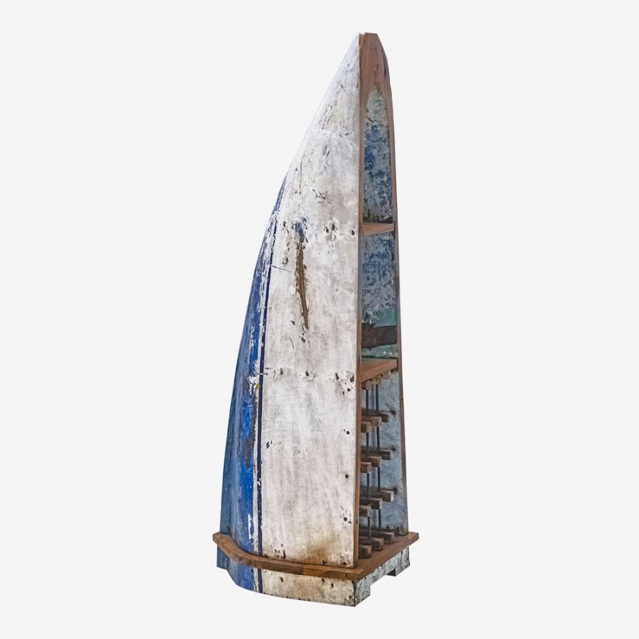 Дизайнерский винный шкаф ТАВЕУНИ, средний