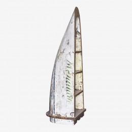 Стеллаж в виде лодки БАЯМО, средний