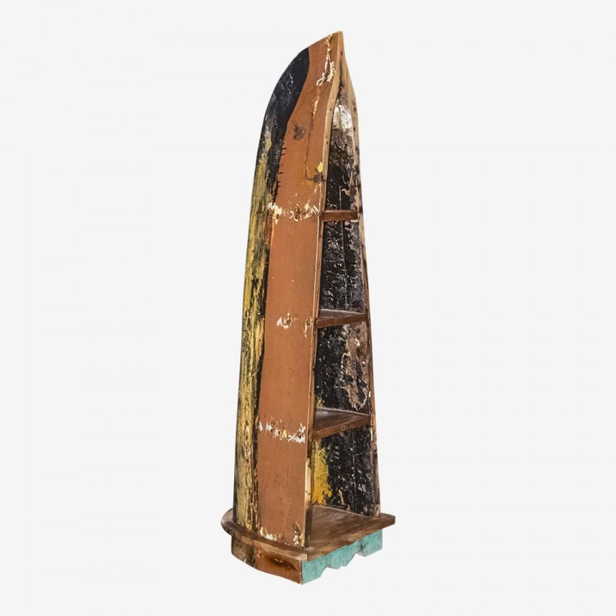 Лодка-стеллаж с о. Бали МАЙЯРИ, средняя