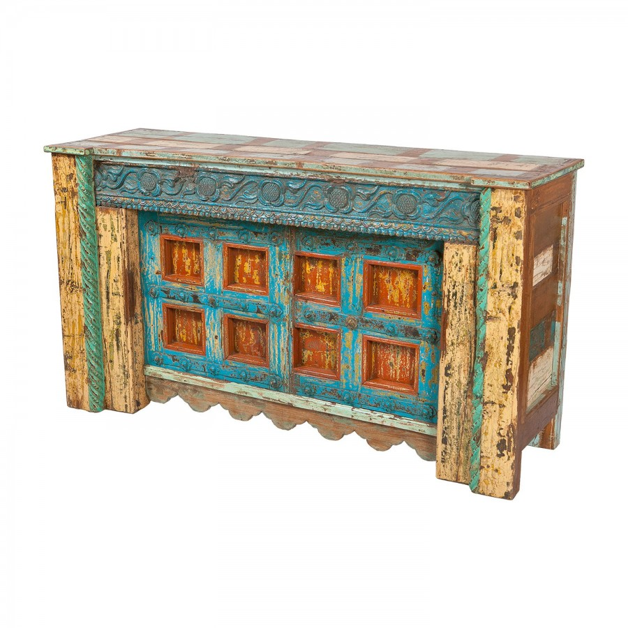 Стол-консоль из Индии Kahaanee, 81 см
