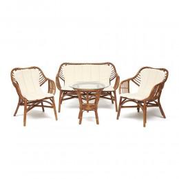 ПАЛЬМИРА, комплект ротанговой мебели