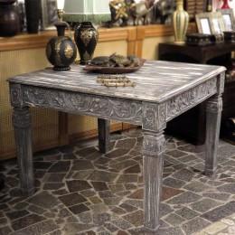 Индийский стол из массива дерева Saanjh