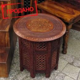 Кофейный столик из дерева, Lakadee