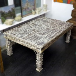 Журнальный стол из массива дерева, Saanjh