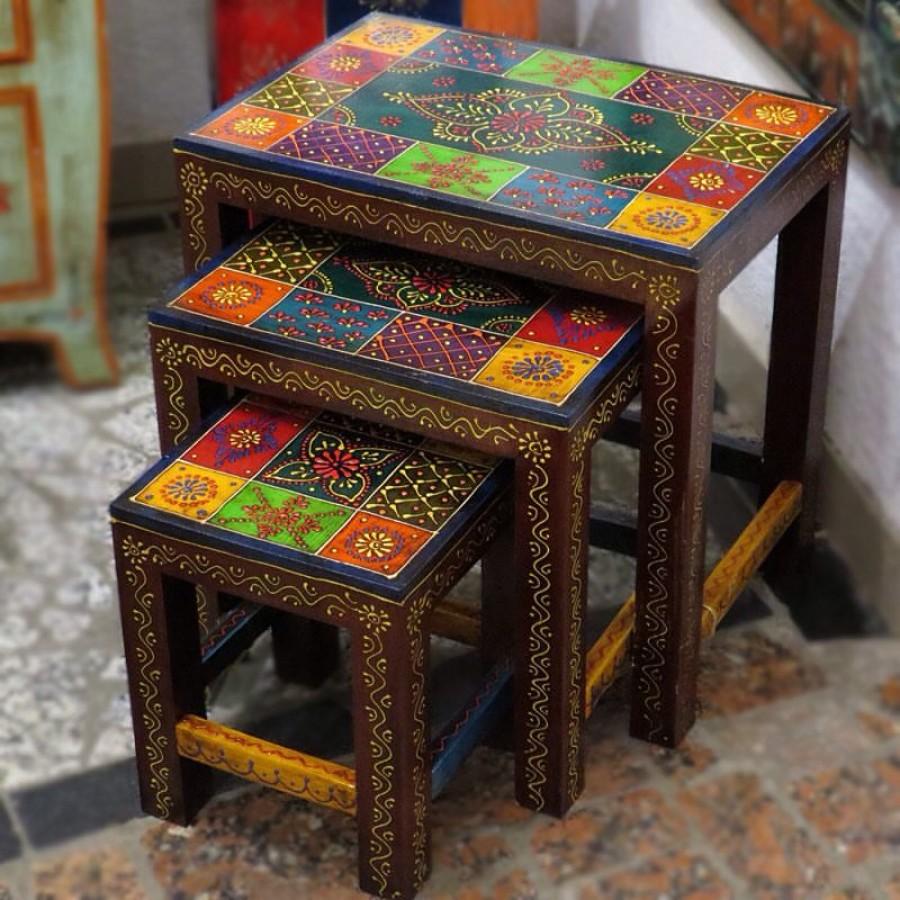 Табурет столик серии Ranga