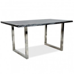 МИМАР, офисный стол в лофт стиле из массива, 1,5м