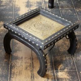 Столик в индийском стиле. Ручная работа
