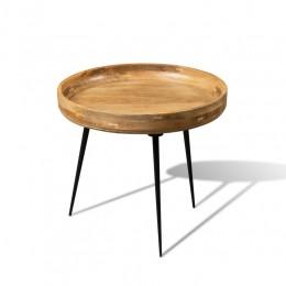 Журнальный стол из массива мангового дерева ОРХУС