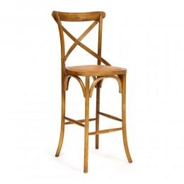 Барный стул из дерева ЛУККА