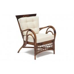 БАУТА, плетеное ротанговое кресло для дома или веранды