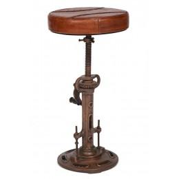 Дизайнерский барный стул в лофт стиле TAPOLA