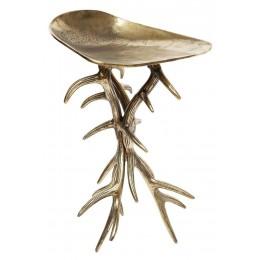 Дизайнерский литой стул из металла TAPOLA
