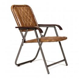 Дизайнерский стул в лофт стиле MUMBAI