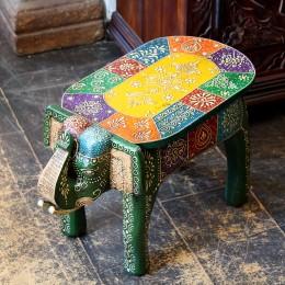Восточный столик-слон