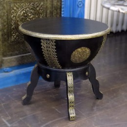 Столик-стул из дерева Kaale dram