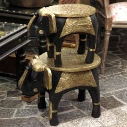 Столик-табурет Goldan Haathee, два размера