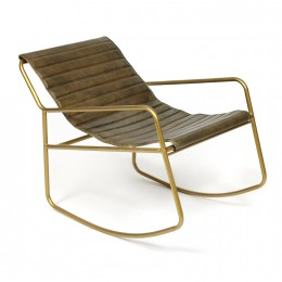 Дизайнерское кресло качалка Anderson