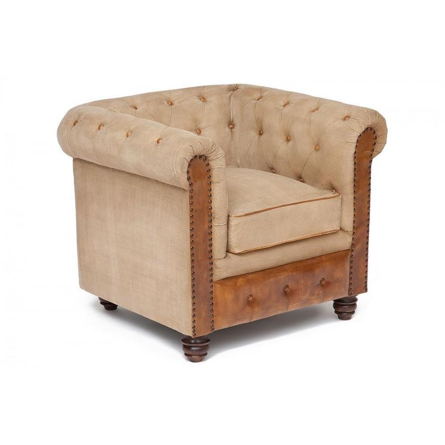 Мягкое кресло в классическом стиле Brian