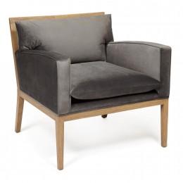 Мягкое кресло в стиле mid-сentury ТУРИН