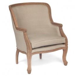Мягкое кресло в стиле прованс Больцано