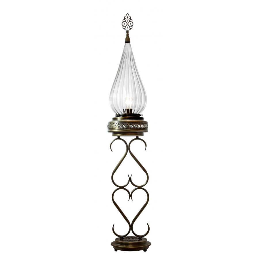 Напольный светильник в восточном стиле Султани F