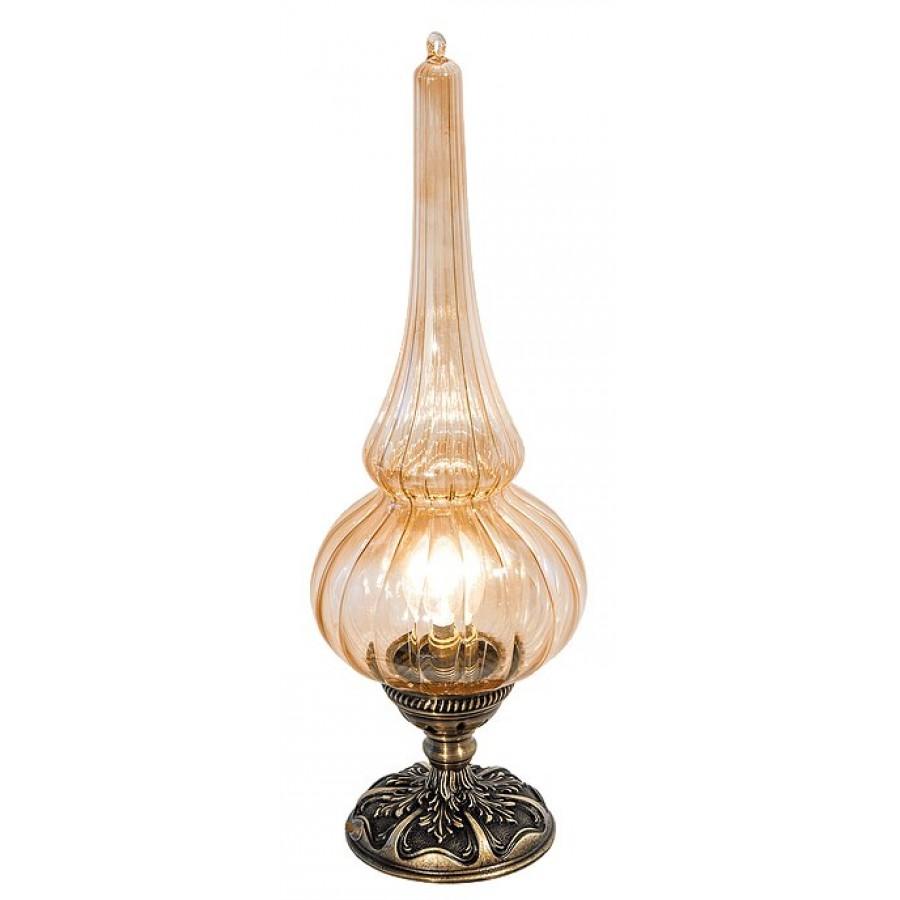 Настольный светильник в восточном стиле Кандиль