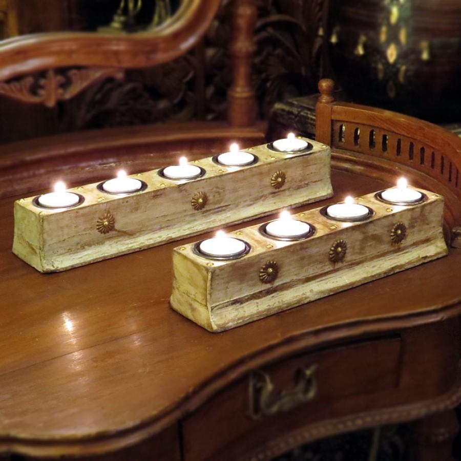 Подсвечник для свечей малых
