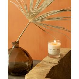 Арома свеча с деревяным фитилем BALI DREAMS