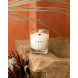 Натуральная ароматическая свеча FOREST
