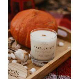 VANILLA SKY, ароматическая свеча для дома