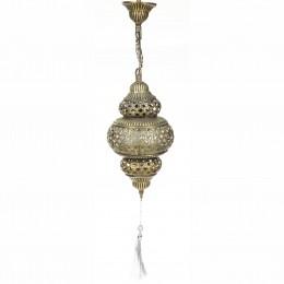 Подвесная лампа в этническом стиле Bezeme