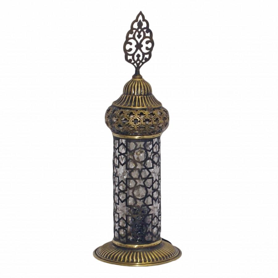 Настольная лампа в восточном стиле Masal, 40 см