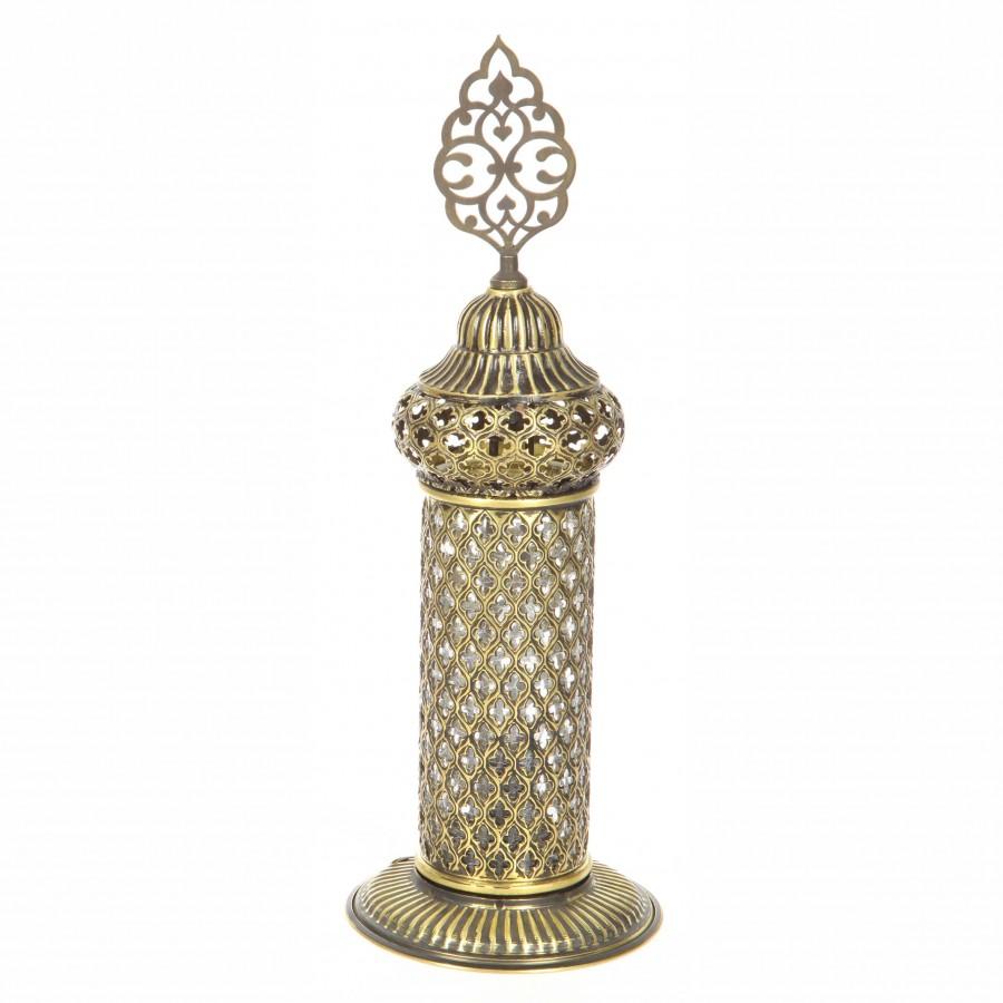 Оригинальный светильник в восточном стиле Dogu, 40 см