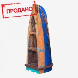Стеллаж из рыбацкой лодки МАДЕ