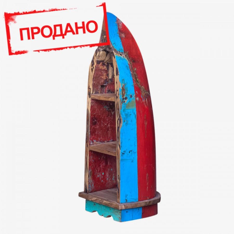 Стеллаж из рыбацкой лодки ВАЯН