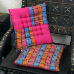 Сидушки-подушки разной расцветки