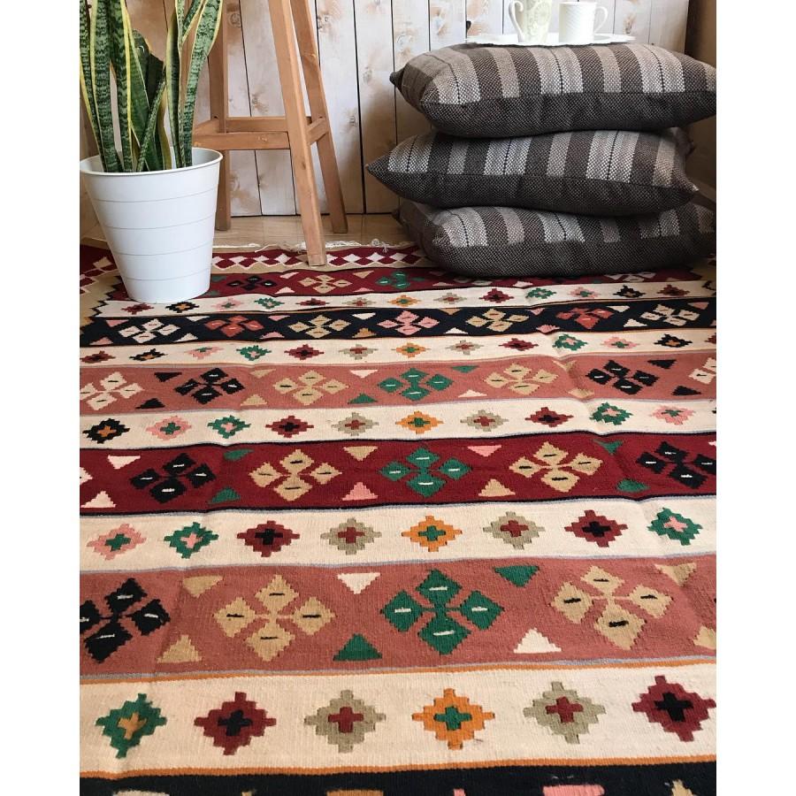 Ковер килим из египетской шерсти