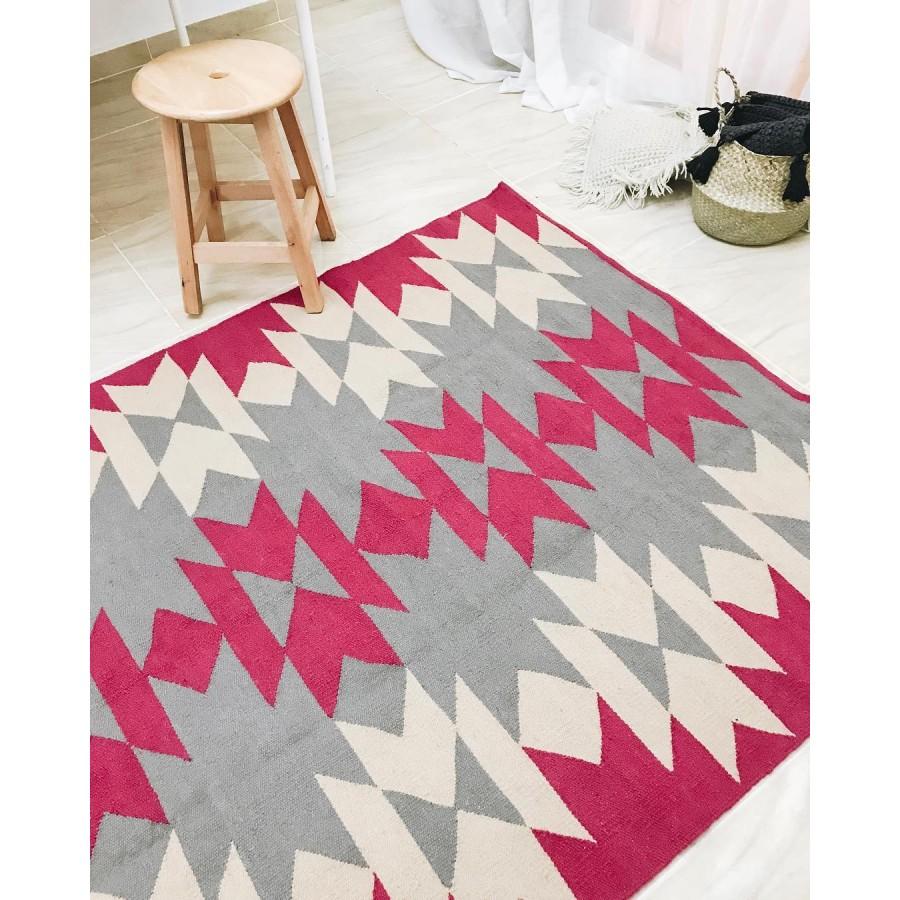 Коврик килим ручной работы