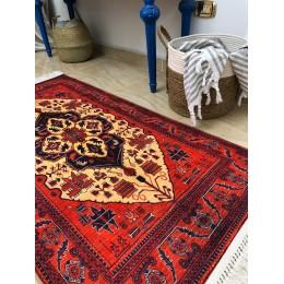 Натуральный коврик в восточном стиле