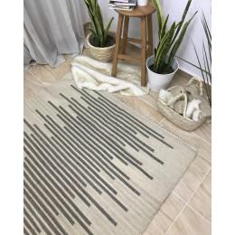 Натуральный восточный коврик-килим
