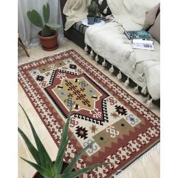 Уникальный шерстяной килим, Египет