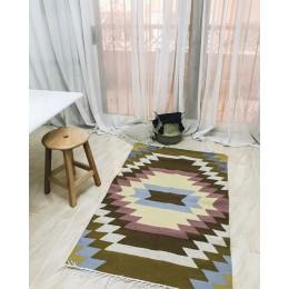 Восточный ковер килим
