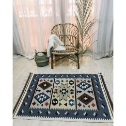 Восточный коврик килим