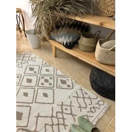 Эко килим из регенерированного хлопка