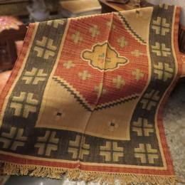 Ковер-килим из Индии, 120x190 см